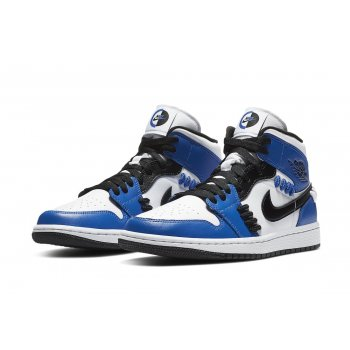 Sko Lave sneakers Nike Air Jordan 1 Mid SE