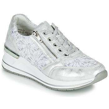 Sko Dame Lave sneakers Remonte Dorndorf SALAN Sølv