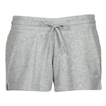 textil Dame Shorts adidas Performance W SL FT SHO Grå