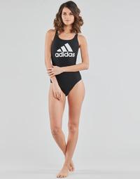 textil Dame Badedragt adidas Performance SH3.RO BOS S Sort