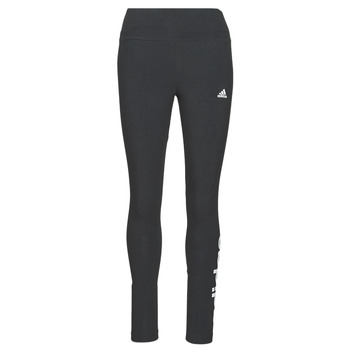 textil Dame Leggings adidas Performance W LIN LEG Sort