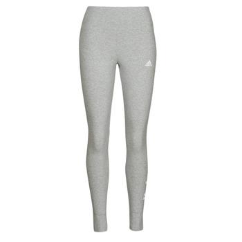 textil Dame Leggings adidas Performance W LIN LEG Grå