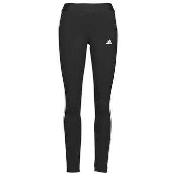 textil Dame Leggings adidas Performance W 3S LEG Sort