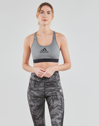 textil Dame Sports-BH adidas Performance DRST ASK BRA Grå