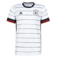 textil Herre T-shirts m. korte ærmer adidas Performance DFB H JSY Hvid