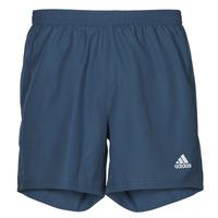textil Herre Shorts adidas Performance RUN IT SHORT Blå