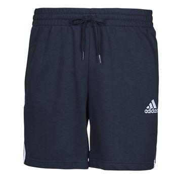 textil Herre Shorts adidas Performance M 3S FT SHO Blå