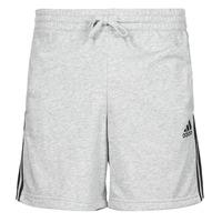 textil Herre Shorts adidas Performance M 3S FT SHO Grå