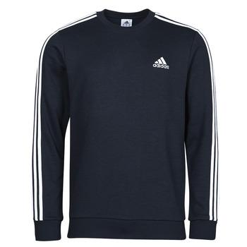 textil Herre Sweatshirts adidas Performance M 3S FT SWT Blå