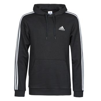 textil Herre Sweatshirts adidas Performance M 3S FL HD Sort