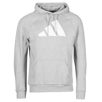 textil Herre Sweatshirts adidas Performance M FI Hood Grå