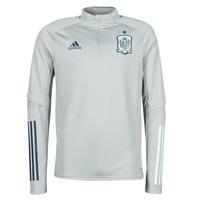 textil Herre T-shirts m. korte ærmer adidas Performance FEF TR TOP Grå