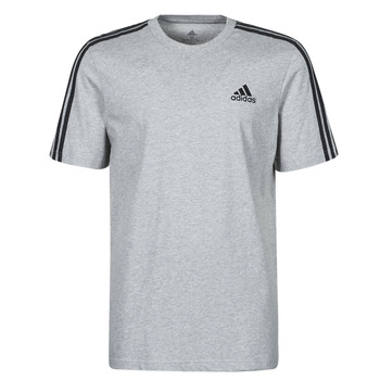 textil Herre T-shirts m. korte ærmer adidas Performance M 3S SJ T Grå
