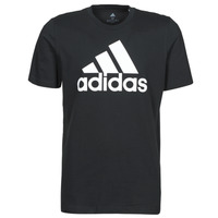 textil Herre T-shirts m. korte ærmer adidas Performance M BL SJ T Sort