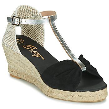 Sko Dame Sandaler Betty London OREINOA Sort