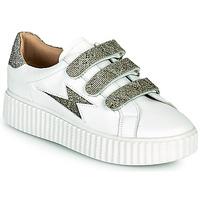 Sko Dame Lave sneakers Vanessa Wu BK2231AN Hvid / Grå