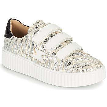 Sko Dame Lave sneakers Vanessa Wu BK2065BA Grå