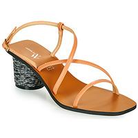 Sko Dame Sandaler Vanessa Wu SD2226SM Orange