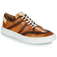 Sko Herre Lave sneakers Melvin & Hamilton HARVEY 15 Brun