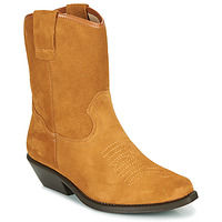Sko Dame Chikke støvler Betty London OSONGE Cognac
