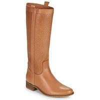 Sko Dame Chikke støvler Betty London ONEVER Cognac
