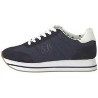 Sko Dame Lave sneakers S.Oliver 552361222805 Flåde