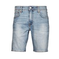 textil Herre Shorts Levi's 411 Slim Short Blå