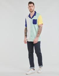 textil Herre Lige jeans Levi's 502 TAPER Blå