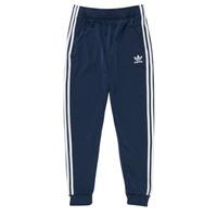 textil Børn Træningsbukser adidas Originals GN8454 Blå