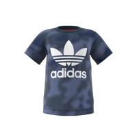 textil Dreng T-shirts m. korte ærmer adidas Originals GN4116 Blå