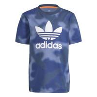 textil Dreng T-shirts m. korte ærmer adidas Originals GN4119 Blå