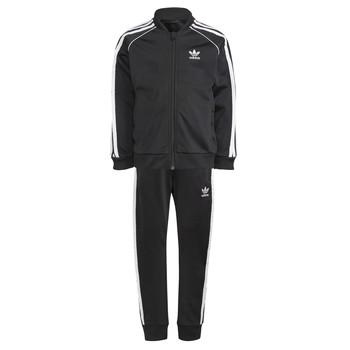 textil Børn Træningsdragter adidas Originals GN4362 Sort