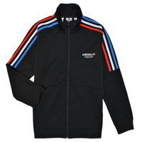 textil Børn Sportsjakker adidas Originals GN7482 Sort