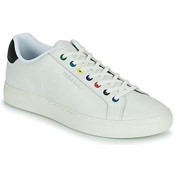 Sko Herre Lave sneakers Paul Smith REX Hvid