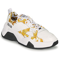 Sko Dame Lave sneakers Versace Jeans Couture MINAFI Hvid / Guld