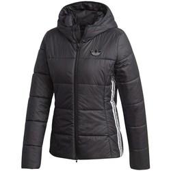 textil Dame Jakker adidas Originals Slim Jacket Sort