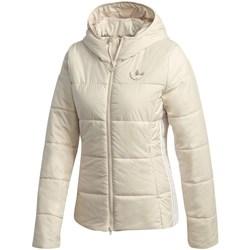textil Dame Jakker adidas Originals Slim Jacket Creme