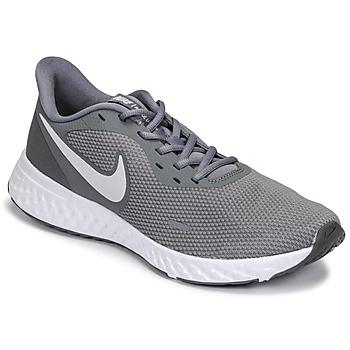 Sko Herre Løbesko Nike REVOLUTION 5 Grå