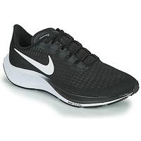 Sko Herre Løbesko Nike AIR ZOOM PEGASUS 37 Sort / Hvid