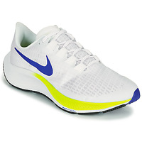 Sko Herre Løbesko Nike AIR ZOOM PEGASUS 37 Hvid / Blå / Gul