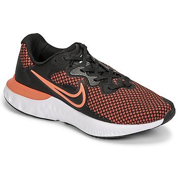 Sko Herre Løbesko Nike RENEW RUN 2 Sort / Rød