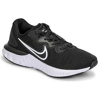 Sko Herre Løbesko Nike RENEW RUN 2 Sort / Hvid