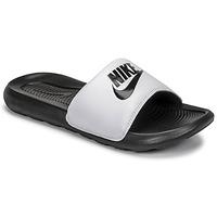 Sko Herre badesandaler Nike VICTORI BENASSI Sort / Hvid