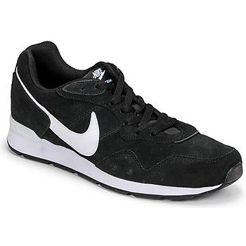 Sko Herre Lave sneakers Nike VENTURE RUNNER SUEDE Sort / Hvid