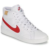 Sko Herre Lave sneakers Nike COURT ROYALE 2 MID Hvid / Rød
