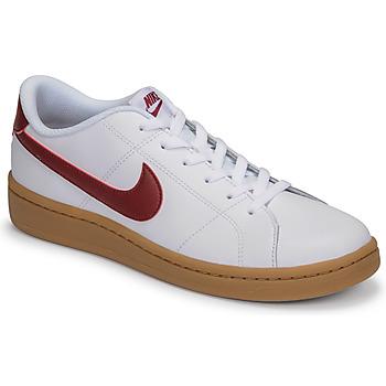 Sko Herre Lave sneakers Nike COURT ROYALE 2 LOW Hvid / Rød