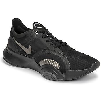 Sko Herre Multisportsko Nike SUPERREP GO Sort
