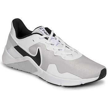 Sko Herre Multisportsko Nike LEGEND ESSENTIAL 2 Hvid / Sort