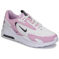Sko Dame Lave sneakers Nike AIR MAX MOTION 3 Hvid / Pink