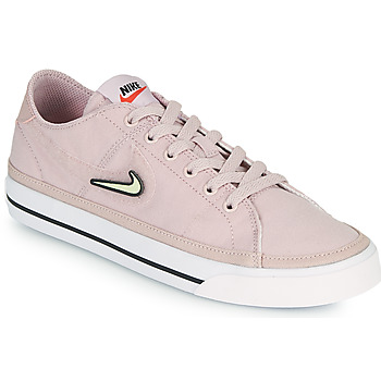 Sko Dame Lave sneakers Nike COURT LEGACY VALENTINE'S DAY Pink